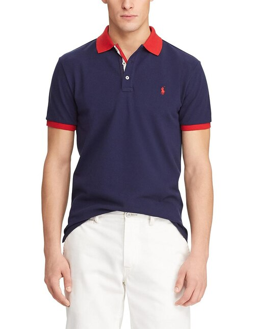 777ac6646cffd Playera Polo Ralph Lauren corte regular fit