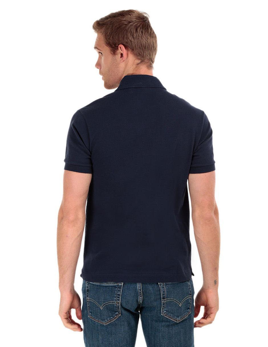 comprar 50% rebajado diseño novedoso Playera polo Lacoste algodón en Liverpool