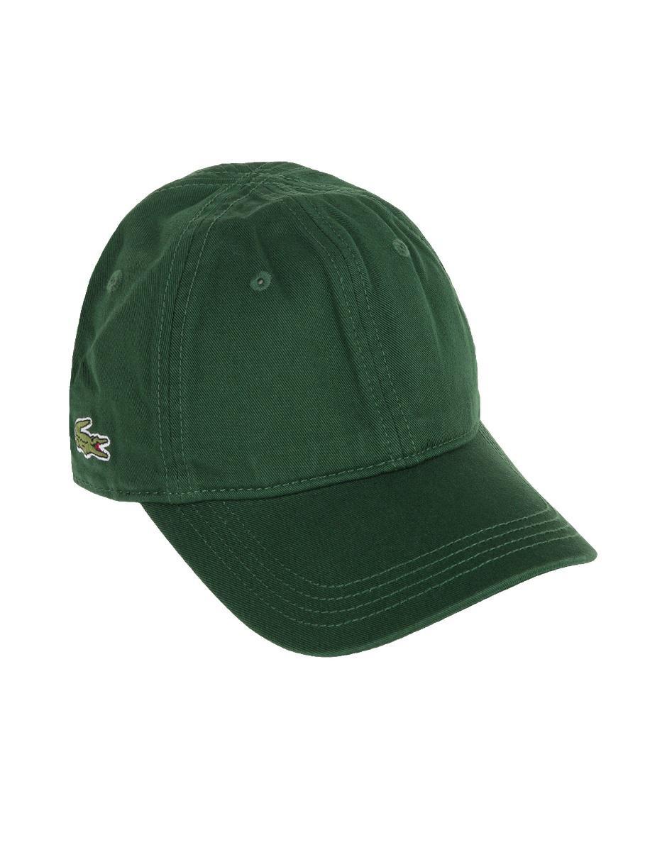 1ca510d07 Gorra Lacoste verde bandera